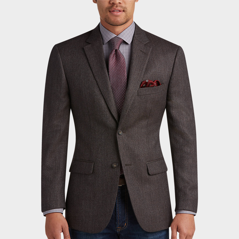mens brown wool coat coat racks