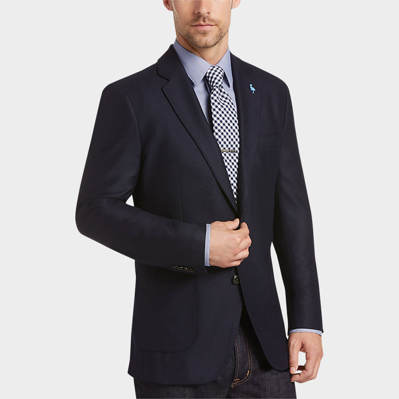 Tailorbyrd Navy Slim Fit Sport Coat - Men's Slim Fit | Men's Wearhouse