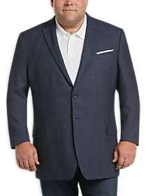Portly Blazers & Portly Sport Coats for Men | Men's Wearhouse