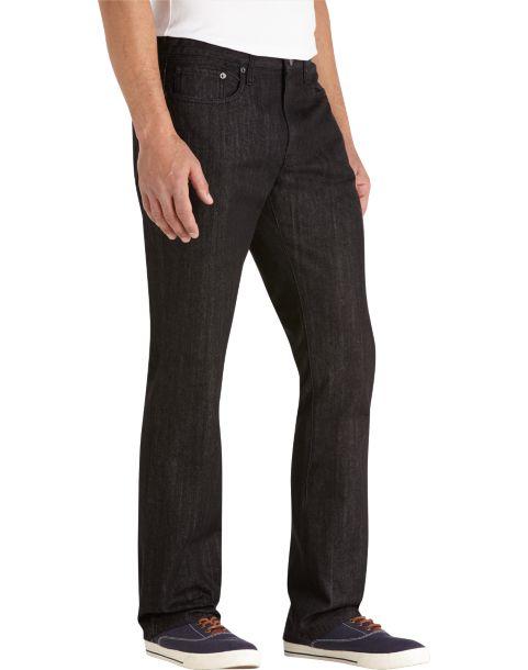 Kenneth Cole Select Black Slim Fit Jeans - Men's Slim Fit | Men's ...
