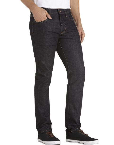 Joseph Abboud Dark Wash Slim Fit Jeans - Men's Slim Fit | Men's ...