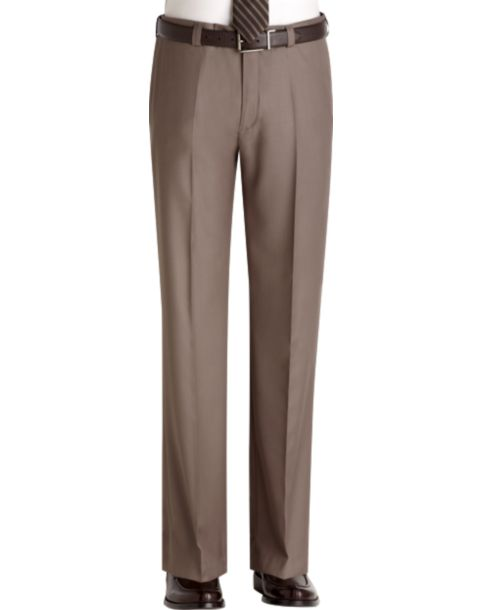 Mens black dress pants 38x28