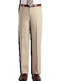 Calvin Klein Tan Linen Suit Separates Slacks