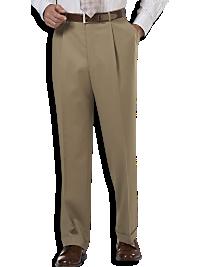 Tommy Hilfiger Tan Suit Separates Slacks
