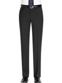 Joseph Abboud Charcoal Gray Slim Fit Suit Separates Slacks