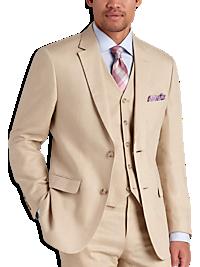 Pronto Uomo Platinum Modern Fit Suit Separates Coat, Tan