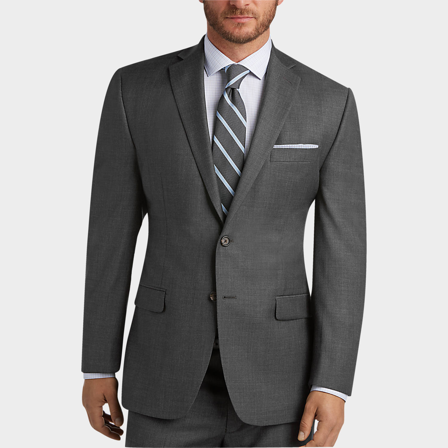 The Suit Depot has a huge selection of men's suits online at affordable prices! Shop for designer mens wool, cotton, linen, slim fit, classic fit, and 3 piece suits!