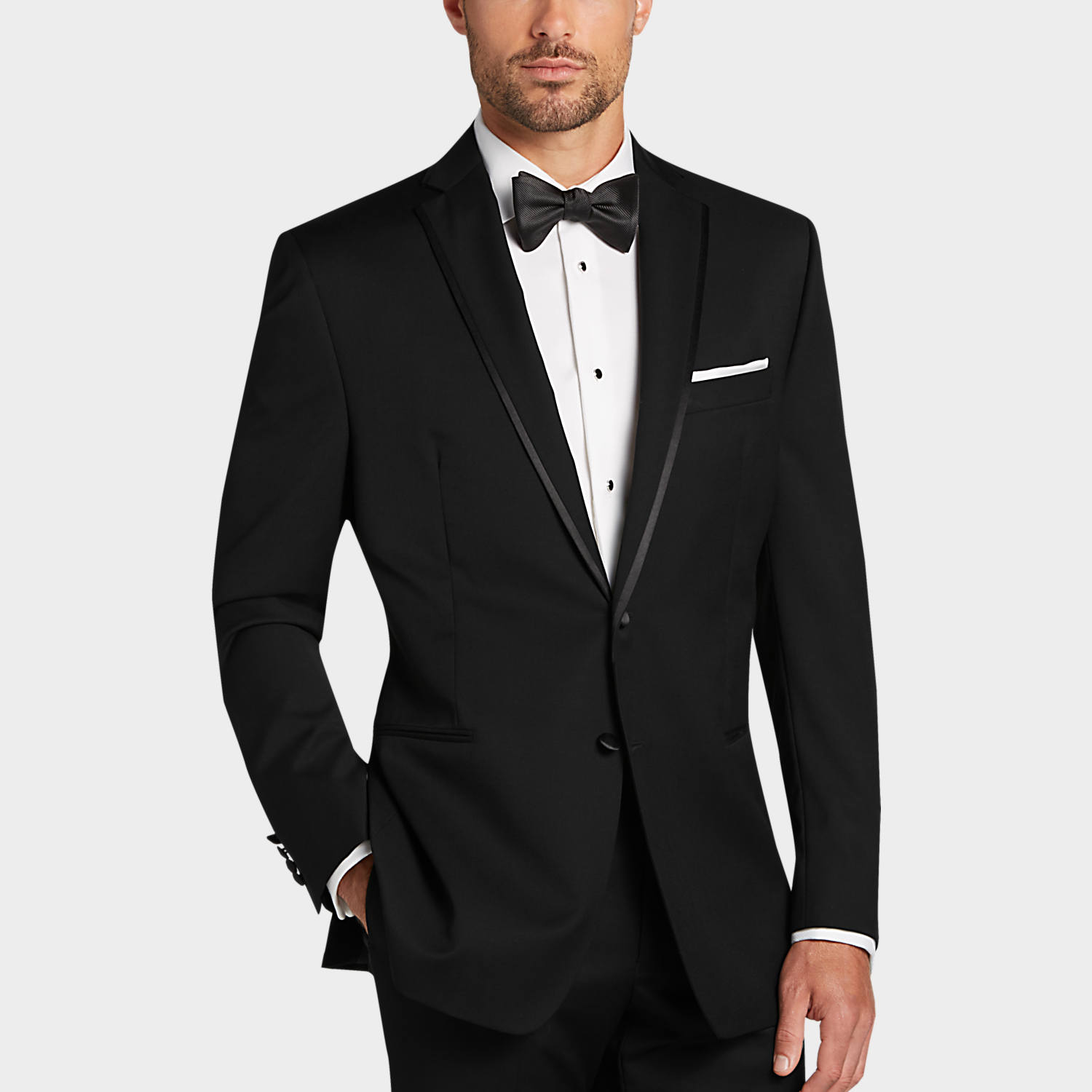 Jordan 1 suit calvin klein for Tuxedo house
