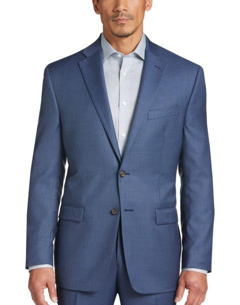 Lauren by Ralph Lauren Blue Classic Fit Suit