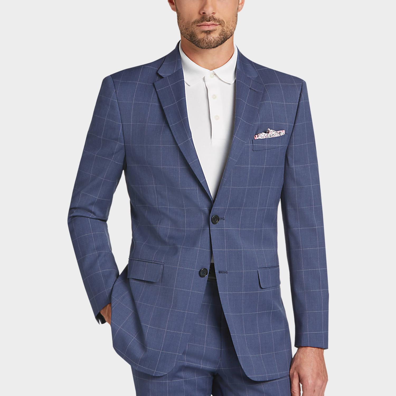 Blue Suit - Shop for Navy Blue & Dark Blue Suits | Men's Wearhouse