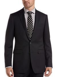 Calvin Klein Navy Stripe Extreme Slim Fit Suit