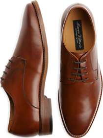 Marco Vittorio Terino Tan Lace-Up Shoes