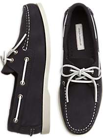 Joseph Abboud Eastman Navy Boat Shoes