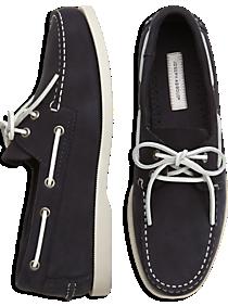 Joseph Abboud Eastman Navy Boat Shoes