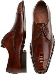 Belvedere Pisa Brown Lace-Up Shoes