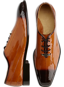 Belvedere Stella Tan Lace-Up Shoes