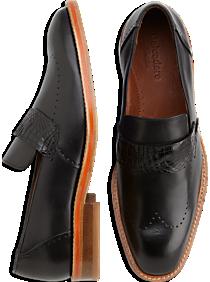 Belvedere Bruno Black Loafers