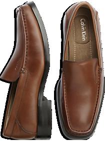 Calvin Klein Branston Brown Loafers