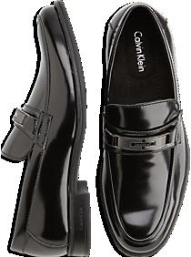 Calvin Klein Armond Black Loafers