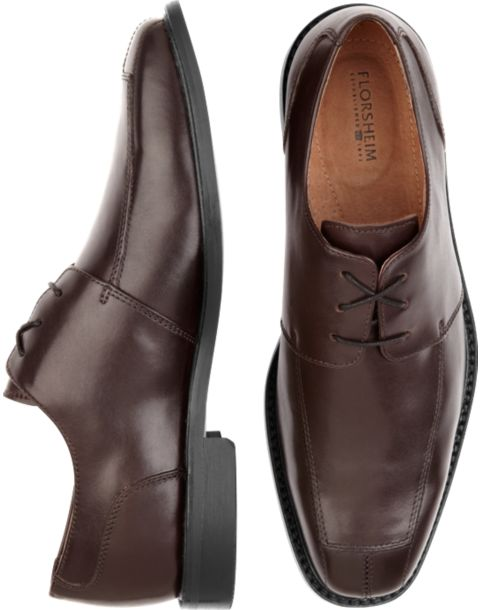 Florsheim Ashlin Burgundy Lace Up Shoes