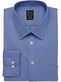 Joseph & Feiss Blue Modern Fit Non-Iron Dress Shirt
