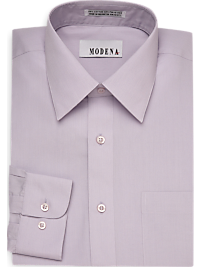 Modena Lavender Slim Fit Dress Shirt