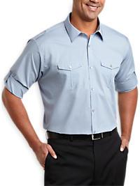 Calvin Klein Slate Blue Sport Shirt