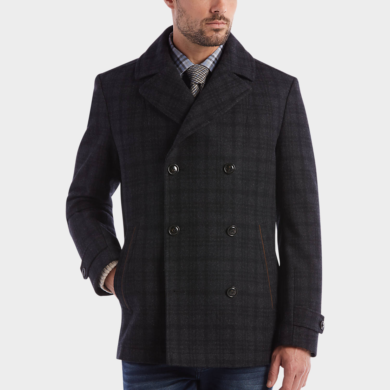 Peacoats, Men's Peacoats & Outerwear | Men's Wearhouse