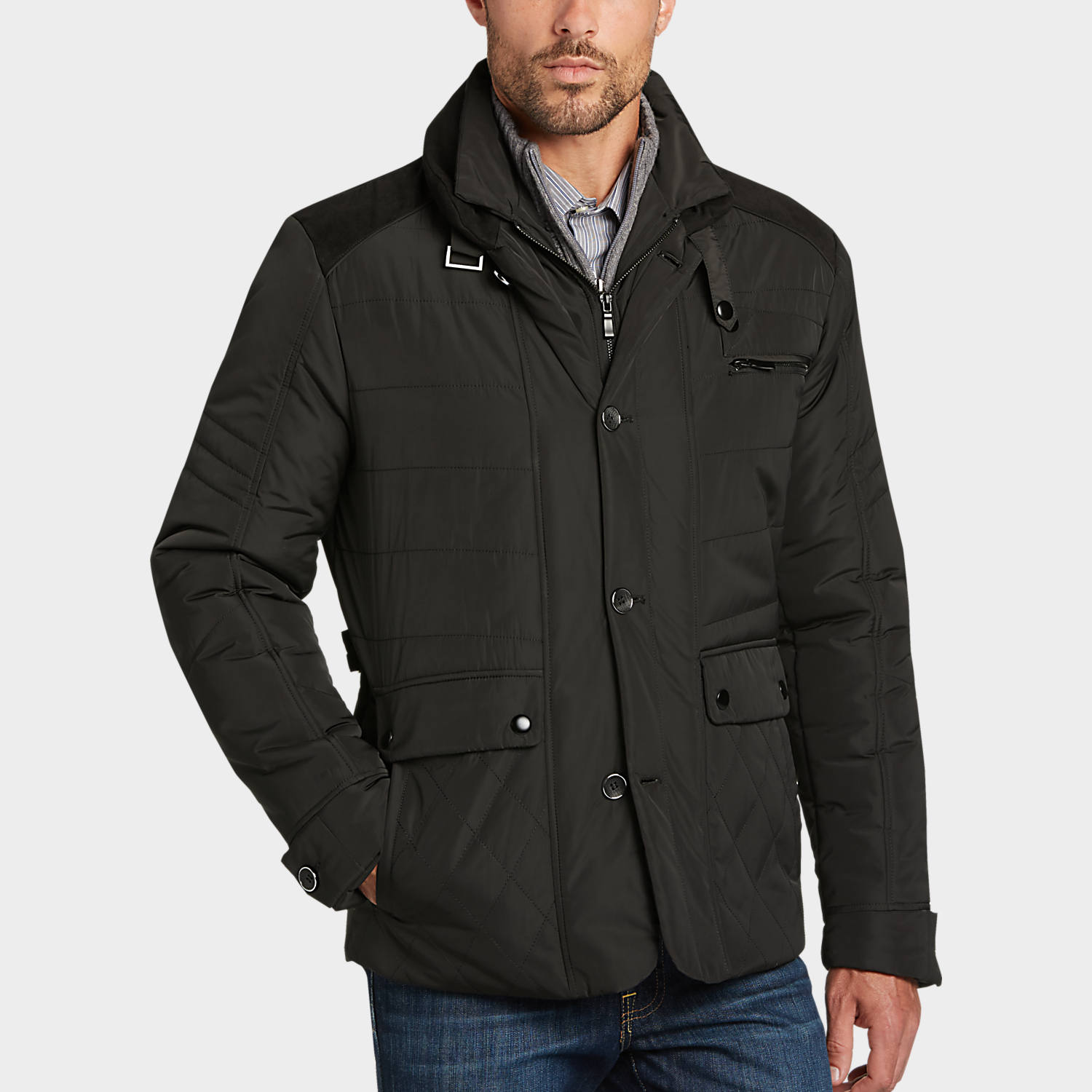 Men's Casual Jackets & Outerwear | Men's Wearhouse