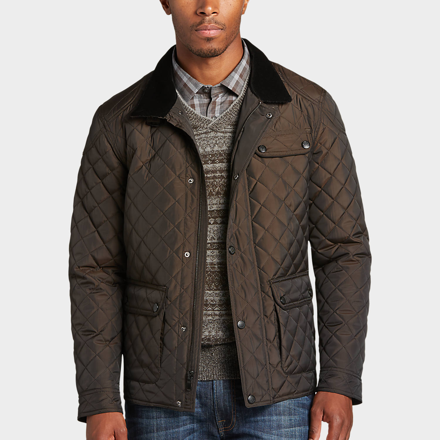 Men's Outerwear on Sale - Discounted Jackets & Coats | Men's Wearhouse