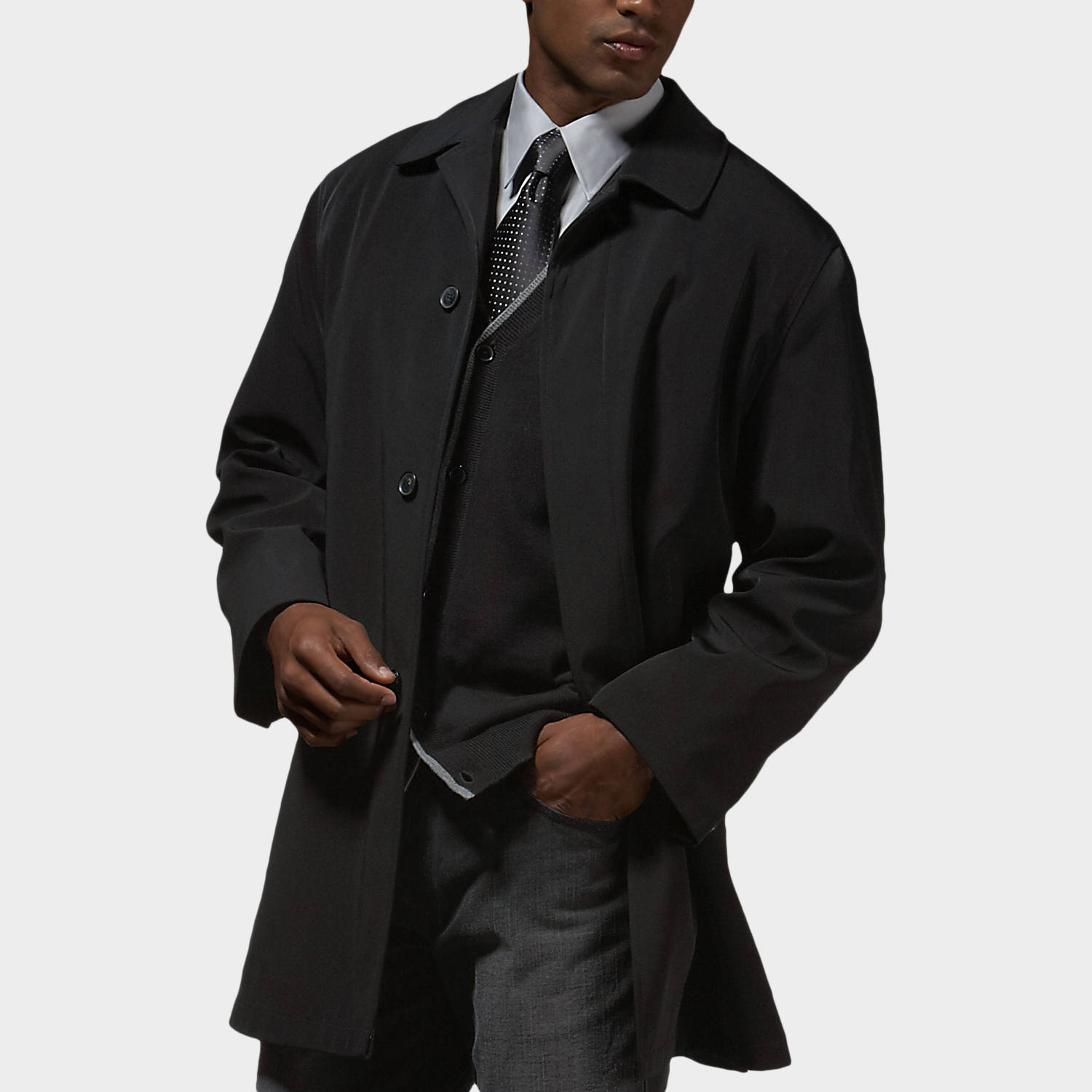 Trench Coats & Rain Coats for Men | Men's Wearhouse