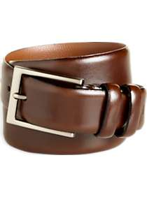 Joseph abboud black dress belt